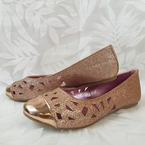 NEW Jessica Simpson Geela Girls' Flats